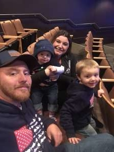 Michelle attended Nick Jr. Live! Move to the Music - Presented by Vstar Entertainment on Nov 30th 2019 via VetTix