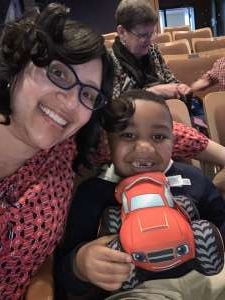 Tarisa attended Nick Jr. Live! Move to the Music - Presented by Vstar Entertainment on Nov 30th 2019 via VetTix