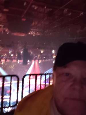 Michael attended Carrie Underwood: the Cry Pretty Tour 360 on Oct 24th 2019 via VetTix