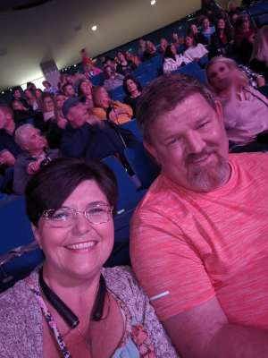 marvin attended Carrie Underwood: the Cry Pretty Tour 360 on Oct 24th 2019 via VetTix