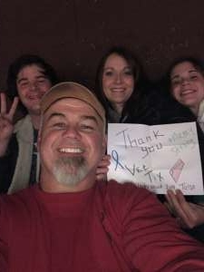 Kevin attended Carrie Underwood: the Cry Pretty Tour 360 on Oct 24th 2019 via VetTix