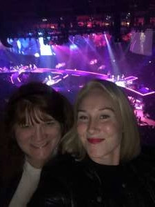 Sarah attended Carrie Underwood: the Cry Pretty Tour 360 on Oct 24th 2019 via VetTix