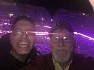 Richard attended Carrie Underwood: the Cry Pretty Tour 360 on Oct 24th 2019 via VetTix