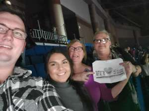 Kathy attended Carrie Underwood: the Cry Pretty Tour 360 on Oct 24th 2019 via VetTix