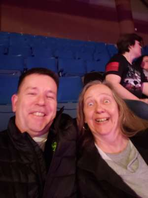 Joshua attended Carrie Underwood: the Cry Pretty Tour 360 on Oct 24th 2019 via VetTix
