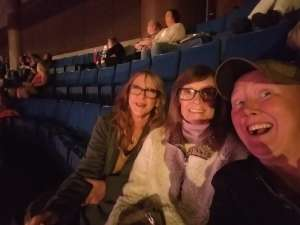Arlene attended Carrie Underwood: the Cry Pretty Tour 360 on Oct 24th 2019 via VetTix