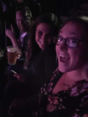 melissa attended Carrie Underwood: the Cry Pretty Tour 360 on Oct 24th 2019 via VetTix