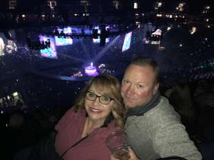 nicholas attended Carrie Underwood: the Cry Pretty Tour 360 on Oct 24th 2019 via VetTix