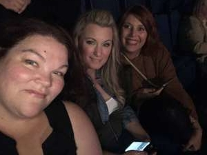 Altony attended Carrie Underwood: the Cry Pretty Tour 360 on Oct 24th 2019 via VetTix
