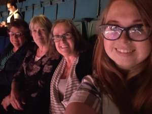 Martha attended Carrie Underwood: the Cry Pretty Tour 360 on Oct 24th 2019 via VetTix