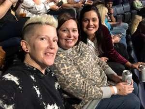 Angie attended Miranda Lambert: Roadside Bars and Pink Guitars Tour on Nov 7th 2019 via VetTix
