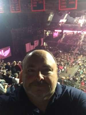 Mark attended Miranda Lambert: Roadside Bars and Pink Guitars Tour on Nov 7th 2019 via VetTix