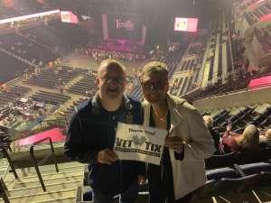 Kyle attended Miranda Lambert: Roadside Bars and Pink Guitars Tour on Nov 7th 2019 via VetTix