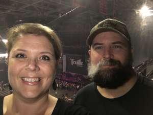 Anthony attended Miranda Lambert: Roadside Bars and Pink Guitars Tour on Nov 7th 2019 via VetTix