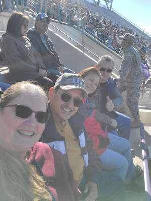 Catherine attended 2020 Armed Forces Bowl: Tulane Green Wave vs. Southern Miss Golden Eagles on Jan 4th 2020 via VetTix