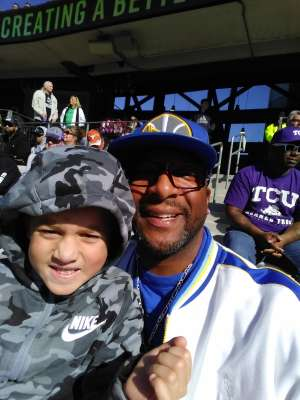 Michael attended 2020 Armed Forces Bowl: Tulane Green Wave vs. Southern Miss Golden Eagles on Jan 4th 2020 via VetTix