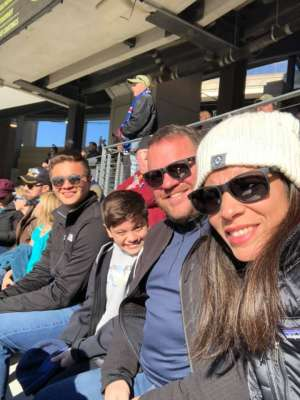 William attended 2020 Armed Forces Bowl: Tulane Green Wave vs. Southern Miss Golden Eagles on Jan 4th 2020 via VetTix