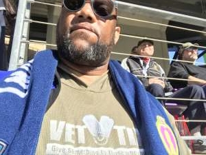 Malcolm attended 2020 Armed Forces Bowl: Tulane Green Wave vs. Southern Miss Golden Eagles on Jan 4th 2020 via VetTix