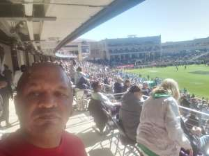 Anthony attended 2020 Armed Forces Bowl: Tulane Green Wave vs. Southern Miss Golden Eagles on Jan 4th 2020 via VetTix
