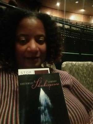 Tiffiny attended Macbeth on Oct 25th 2019 via VetTix