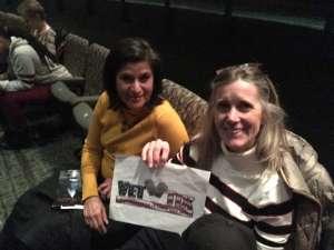 Lori attended Macbeth on Oct 25th 2019 via VetTix