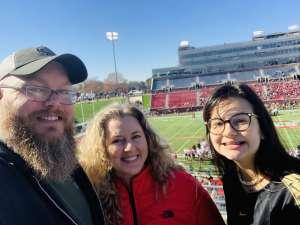McBeard attended 2019 First Responder Bowl: Western Kentucky Hilltoppers vs. Western Michigan Broncos on Dec 30th 2019 via VetTix
