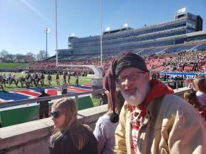 Chris attended 2019 First Responder Bowl: Western Kentucky Hilltoppers vs. Western Michigan Broncos on Dec 30th 2019 via VetTix
