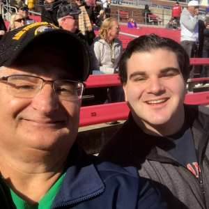 Mike attended 2019 First Responder Bowl: Western Kentucky Hilltoppers vs. Western Michigan Broncos on Dec 30th 2019 via VetTix
