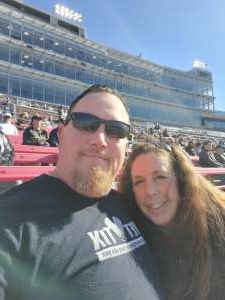 Randal attended 2019 First Responder Bowl: Western Kentucky Hilltoppers vs. Western Michigan Broncos on Dec 30th 2019 via VetTix