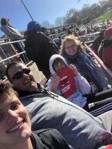 Kim attended 2019 First Responder Bowl: Western Kentucky Hilltoppers vs. Western Michigan Broncos on Dec 30th 2019 via VetTix