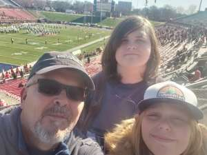Gary attended 2019 First Responder Bowl: Western Kentucky Hilltoppers vs. Western Michigan Broncos on Dec 30th 2019 via VetTix