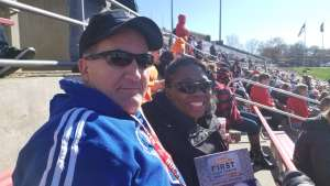 Richard attended 2019 First Responder Bowl: Western Kentucky Hilltoppers vs. Western Michigan Broncos on Dec 30th 2019 via VetTix