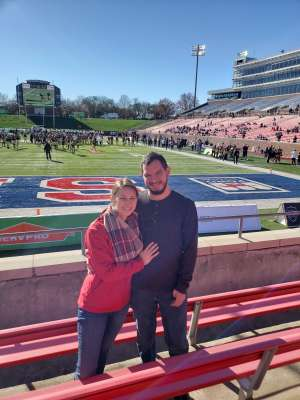Joseph attended 2019 First Responder Bowl: Western Kentucky Hilltoppers vs. Western Michigan Broncos on Dec 30th 2019 via VetTix