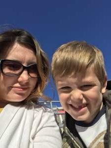 Leslie attended 2019 First Responder Bowl: Western Kentucky Hilltoppers vs. Western Michigan Broncos on Dec 30th 2019 via VetTix