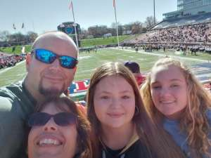 Josh attended 2019 First Responder Bowl: Western Kentucky Hilltoppers vs. Western Michigan Broncos on Dec 30th 2019 via VetTix
