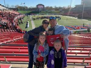 Sean attended 2019 First Responder Bowl: Western Kentucky Hilltoppers vs. Western Michigan Broncos on Dec 30th 2019 via VetTix