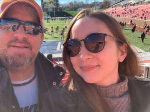Kirk attended 2019 First Responder Bowl: Western Kentucky Hilltoppers vs. Western Michigan Broncos on Dec 30th 2019 via VetTix