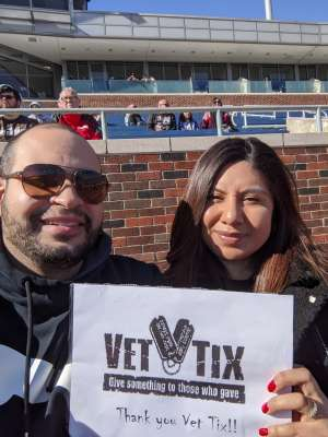 Jonathan T. attended 2019 First Responder Bowl: Western Kentucky Hilltoppers vs. Western Michigan Broncos on Dec 30th 2019 via VetTix