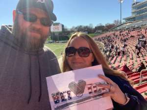 derek attended 2019 First Responder Bowl: Western Kentucky Hilltoppers vs. Western Michigan Broncos on Dec 30th 2019 via VetTix