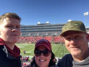 Michael attended 2019 First Responder Bowl: Western Kentucky Hilltoppers vs. Western Michigan Broncos on Dec 30th 2019 via VetTix