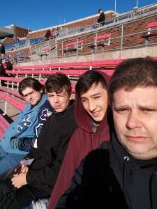 Shawn attended 2019 First Responder Bowl: Western Kentucky Hilltoppers vs. Western Michigan Broncos on Dec 30th 2019 via VetTix