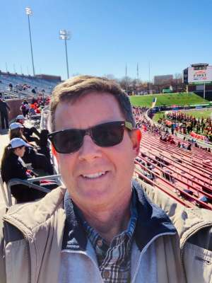 ROBERT attended 2019 First Responder Bowl: Western Kentucky Hilltoppers vs. Western Michigan Broncos on Dec 30th 2019 via VetTix