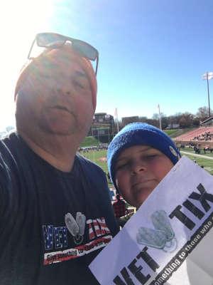 Rick attended 2019 First Responder Bowl: Western Kentucky Hilltoppers vs. Western Michigan Broncos on Dec 30th 2019 via VetTix