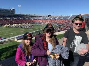 Joseph attended 2019 First Responder Bowl: Western Kentucky Hilltoppers vs. Western Michigan Broncos on Dec 30th 2019 via VetTix