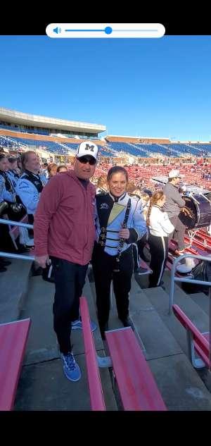 Chris attended 2019 First Responder Bowl: Western Kentucky Hilltoppers vs. Western Michigan Broncos on Dec 30th 2019 via VetTix