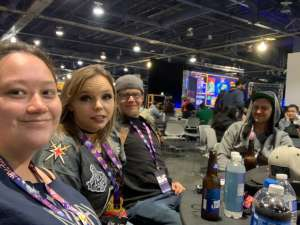 Raymond attended Lvl Up Expo - Video Game Expo & Anime Convention * See Notes Before Claiming on Feb 21st 2020 via VetTix