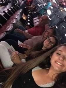 Harold attended Post Malone - Runaway Tour on Oct 21st 2019 via VetTix