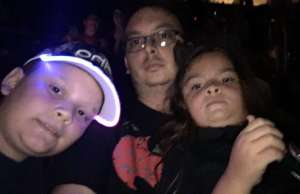 Deric attended Post Malone - Runaway Tour on Oct 21st 2019 via VetTix