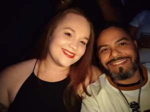 Luis attended Post Malone - Runaway Tour on Oct 21st 2019 via VetTix