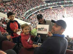 Click To Read More Feedback from New Jersey Devils vs. Arizona Coyotes - NHL